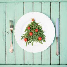 Recetas vegetarianas y veganas para Navidad