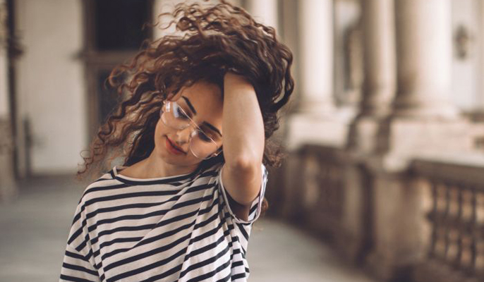 7 astuzie per gestire i capelli ricci c3b74fceefa8