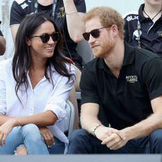 C'est officiel : le prince Harry et Megan Markle se sont fiancés