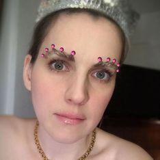 Las cejas de la corona, la última tendencia de belleza en Instagram