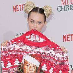 Découvrez les stars dans leurs plus beaux pulls de Noël (Photos)