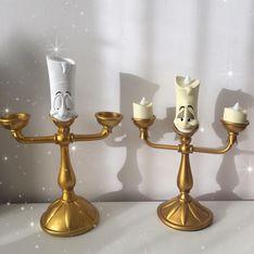 Cette lampe La Belle et La Bête signée Primark sera parfaite pour votre chambre