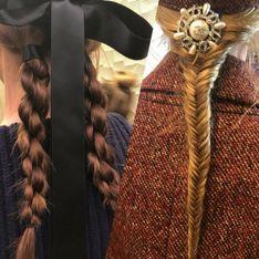 Ces coiffures tressées seront parfaites pour les fêtes (Photos)