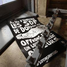 Révoltant : piques, jets d'eau, plans inclinés… la fondation Abbé Pierre dénonce les dispositifs anti-SDF