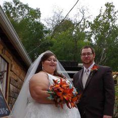 Ce couple perd plus de 180 kilos ensemble et devient une inspiration (Photos)