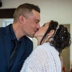 Atteinte d'un cancer incurable, elle se marie grâce à la solidarité des internautes
