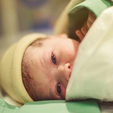 Dieses Baby wurde mit dem Herzen außerhalb seines Körpers geboren