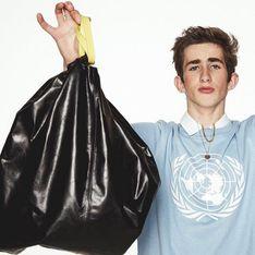 Cette marque vend un sac poubelle en cuir à plus de 350€, les photos sont hilarantes