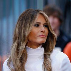 Melania Trump a fêté le nouvel an dans une robe pailletée à 5 500$ (Photos)