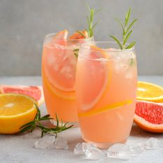 6 recettes pour transformer un simple jus de pamplemousse rose en un ingrédient ultime !
