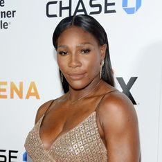 Serena Williams fait la une de Vogue avec sa fille de 4 mois, on craque ! (Photos)
