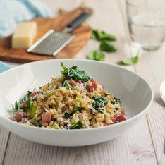 ¿Cómo hacer un risotto? Las 10 mejores recetas para preparar un risotto casero
