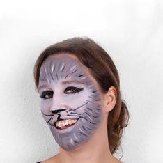 Die perfekte Katze schminken: So gelingt das Faschings-Make-up