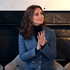 Kate Middleton ne retire JAMAIS son manteau en public, en voici la raison