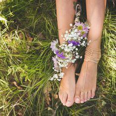 Sapevi di avere il piede di Venere? Solo se il secondo dito è così!