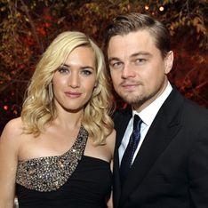 Kate Winslet et Leonardo DiCaprio sauvent une mère d'un cancer