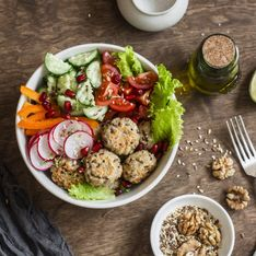 Fleischlos glücklich! 6 einfache & superleckere Rezepte ohne Fleisch