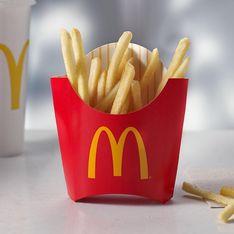 Les frites du McDo seraient un bon remède contre la perte de cheveux