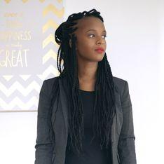 3 questions à Rebecca Cathline, fondatrice de l'application Ma Coiffeuse Afro