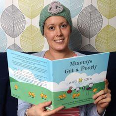 Atteinte d'un cancer, elle écrit un livre pour expliquer la maladie à ses enfants
