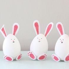 DIY de Pâques : d'adorables petits lapins à faire avec les enfants