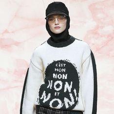 Dior s'engage et se fait remarquer avec un défilé féministe (Photos)