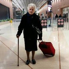 Irma, la abuela de 93 años que ha viajado a Kenia como voluntaria