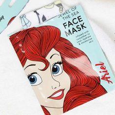 Le nuove maschere viso delle principesse Disney che vi faranno impazzire!