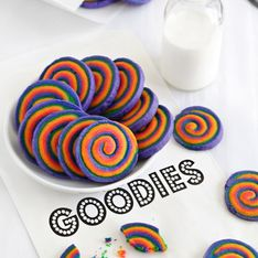 4 versions des biscuits spirales que vous allez adorer