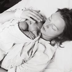 Cette maman accouche d'un bébé de 5 kilos, sa réaction est inattendue