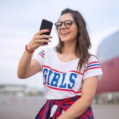 Este móvil hace selfies en modo retrato y está triunfando en Instagram