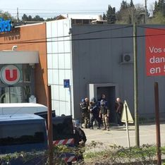 Attaques terroristes dans l'Aude, au moins trois morts, le suspect abattu