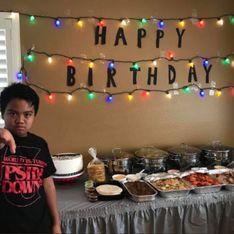 Les stars de Stranger Things sauvent l'anniversaire d'un garçon, abandonné par ses amis