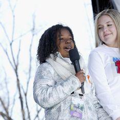A 9 ans, la petite fille de Martin Luther King fait un discours aussi puissant que lui (vidéo)