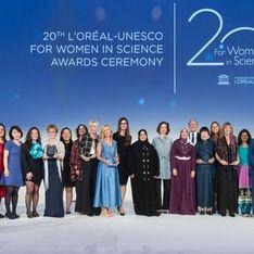 Prix L'Oréal-UNESCO 2018, les hommes s'engagent auprès des femmes scientifiques