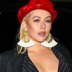 Sans maquillage, Christina Aguilera est méconnaissable en Une de Paper (Photos)