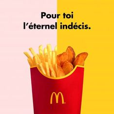 C'est officiel : McDonald's lance un nouvel accompagnement mi frites, mi potatoes !