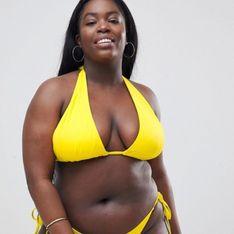 Asos choisit un mannequin plus-size pour présenter un bikini, la Toile applaudit
