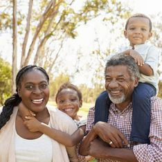 Les grands-parents qui gardent leurs petits-enfants vivraient plus longtemps