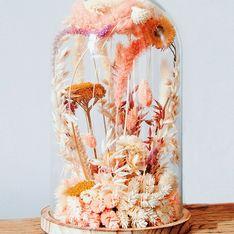Coup de coeur déco : le bouquet de fleurs séchées nous fait craquer ! (Photos)