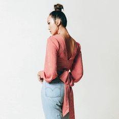 Blusen-Trends 2018: DIESE Oberteile sind jetzt absolut in!