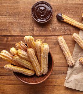 ¿Cómo hacer churros? 5 recetas para preparar churros caseros