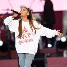 Ariana Grande fait son retour avec un hommage aux victimes de l'attentat de Manchester (vidéo)
