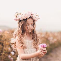 Cérémonie : des idées de coiffure pour petite fille