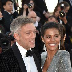 Vincent Cassel, amoureux et élégant sur la Croisette avec sa fiancée Tina Kunakey