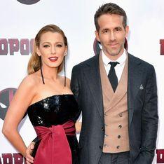 Blake Lively, sublime dans une robe à sequins pour soutenir son mari Ryan Reynolds