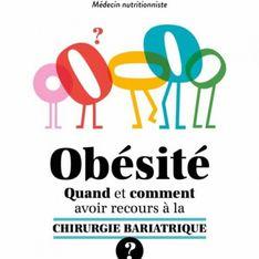 Sébastien Czernichow parle d'obésité et de chirurgie dans son livre très pédagogique