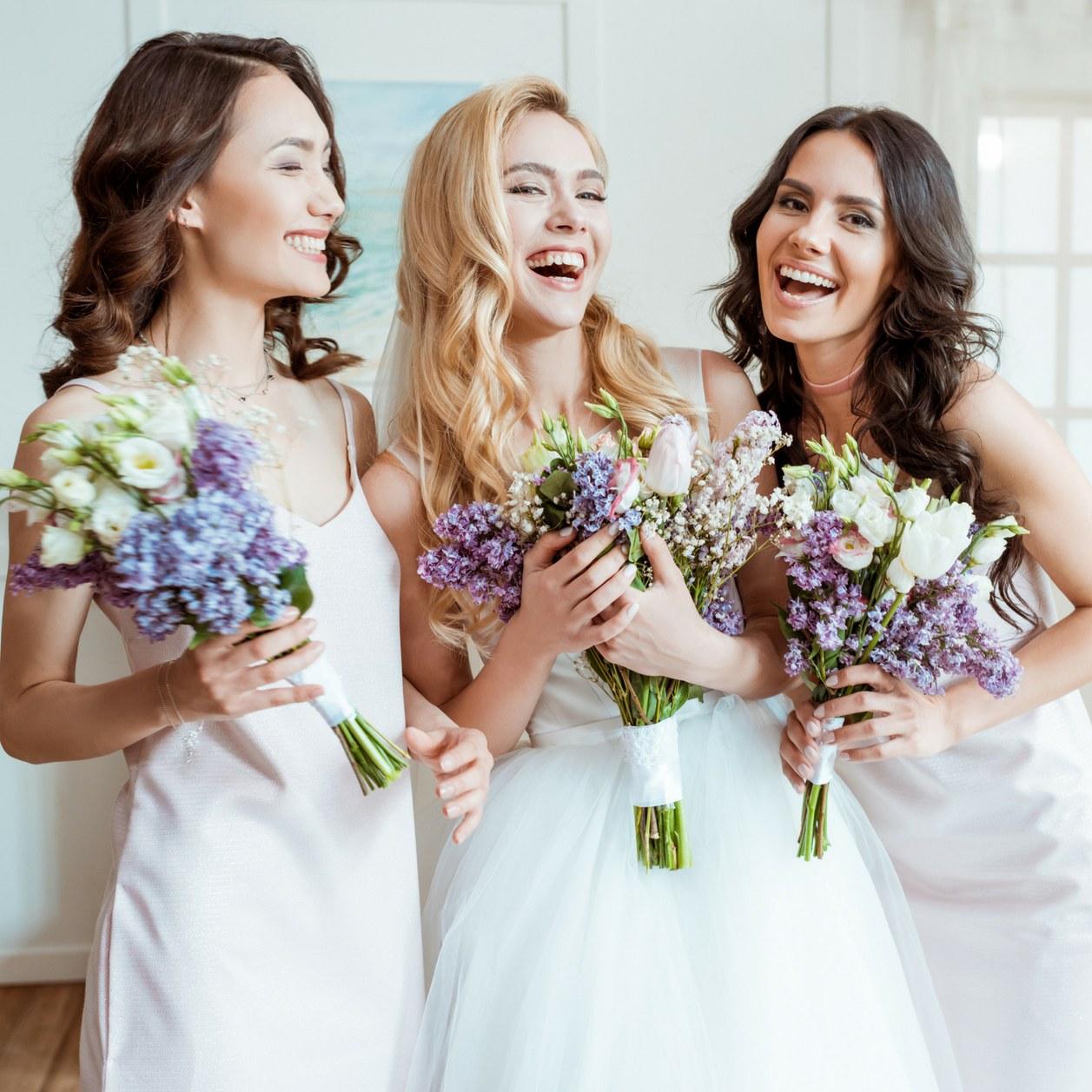 2c2739991ea8 Sei la testimone di nozze  Ecco 5 sorprese per gli sposi