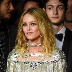 Vanessa Paradis brille de mille feux sur le tapis rouge du Festival de Cannes