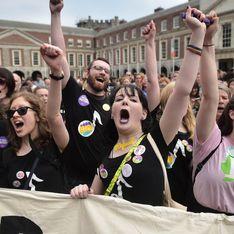 Historique ! L'Irlande dit oui à la légalisation de l'avortement